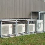 Aircon and Heat pumps Cages - Northside, NZ