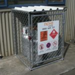ForkliftLPG and Other Cages - Northside, NZ